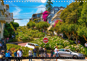 San Francisco Metropole in Kalifornien (Wandkalender 2020 DIN A4