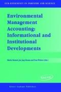Environmental Management Accounting: Informational and Instituti