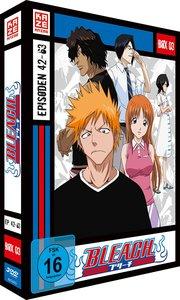 Bleach TV-Serie - DVD Box 3 (Episoden 42-63)