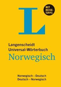 Langenscheidt Universal-Wörterbuch Norwegisch - mit Tipps für di