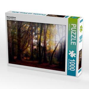 Sonnenküsse 1000 Teile Puzzle quer