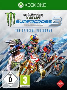 Monster Energy Supercross - The Official Videogame 3