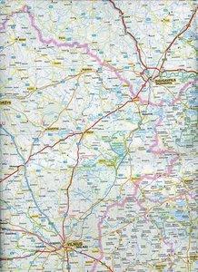 ADAC LänderKarte Weißrussland 1 : 750 000