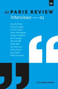 Die Paris Review Interviews - 01