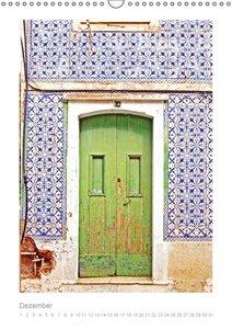 Portugal - Algarve (Wandkalender immerwährend DIN A3 hoch)