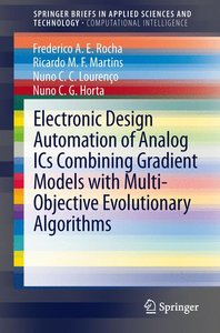 Electronic Design Automation of Analog ICs combining Gradient Mo
