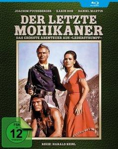 Der letzte Mohikaner (Blu-ray)