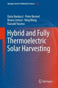 Hybrid Thermoelectric Solar Harvesting