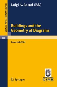 Buildings and the Geometry of Diagrams