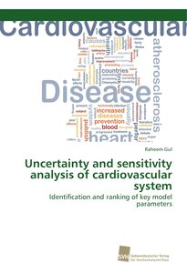 Uncertainty and sensitivity analysis of cardiovascular system