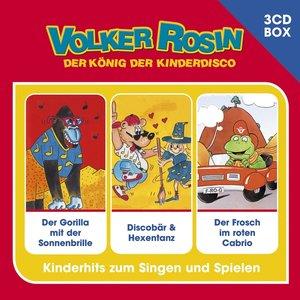 Volker Rosin-3-CD Liederbox Vol.3