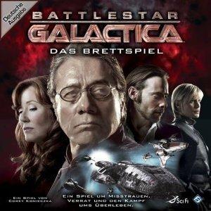 Heidelberger Spieleverlag HEI164 - Battlestar Galactica, Brettsp