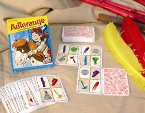 Adlerauge/Kartenspiel