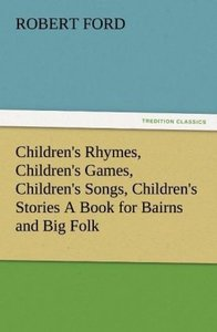 Children's Rhymes, Children's Games, Children's Songs, Children'
