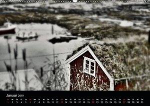 Atemberaubendes Norwegen (Wandkalender 2019 DIN A2 quer)