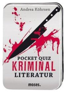 Pocket Quiz Kriminalliteratur Edition Mordlust