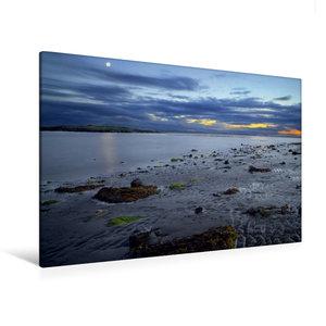 Premium Textil-Leinwand 120 cm x 80 cm quer Südküste