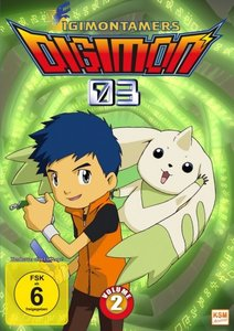 Digimon Tamers - Volume 2: Episode 18-34