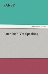 Ester Ried Yet Speaking