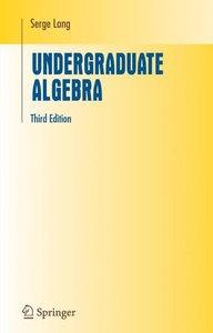 Undergraduate Algebra