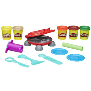 Hasbro Play-Doh B5521EU6 - Burger Barbecue