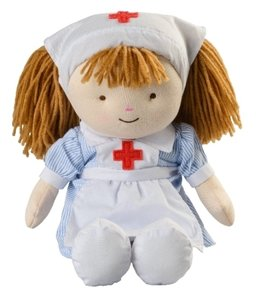 Wärmestofftier Warmies® Krankenschwester Florence - Lavendelfüll