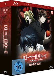 Death Note. Box.2, 3 Blu-ray