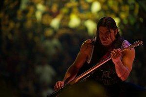 Metallica Through The Never-Blu-ray 3D