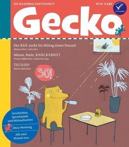 Gecko Kinderzeitschrift Band 59