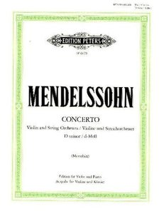 Konzert d-moll für Violine und Streicher