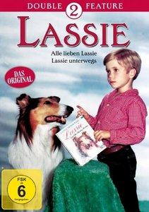 Lassie Double Feature. Tl.2, 1 DVD