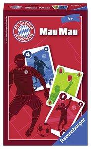 FC Bayern München Mau Mau (Kinderspiel)