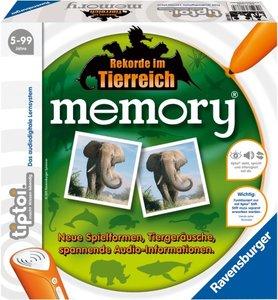 tiptoi: memory® - Rekorde im Tierreich