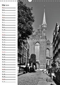 Danzig - Historischer Stadtkern (Wandkalender 2019 DIN A3 hoch)