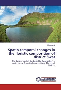 Spatio-temporal changes in the floristic composition of district