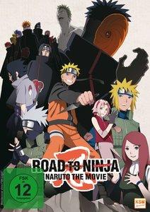 Road to Ninja - Naruto - The Movie (2012), 1 DVD