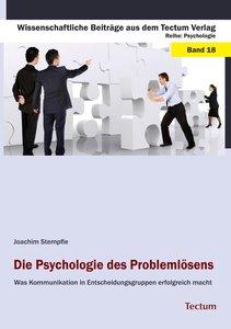 Die Psychologie des Problemlösens