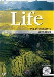 Life, Pre-Intermediate. Workbook m. 2 Audio-CDs. Level B1