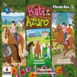 Kati & Azuro - 3er Box 06 (Folgen 16, 17, 18)