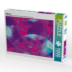 Luftträume 1000 Teile Puzzle quer