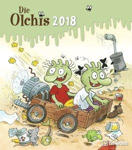 Die Olchis 2018