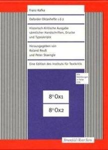 Oxforder Oktavhefte 1/2 / Kafka-Heft 4 / Ein Landarzt und CD-ROM