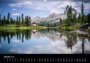 Meine Sicht der Alpen (Wandkalender 2019 DIN A2 quer)