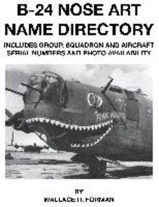 B-24 Nose Art Name Directory