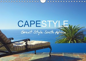 CAPESTYLE - Great Style South Africa UK-Version (Wall Calendar