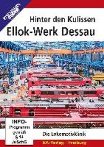 Ellok-Werk Dessau, 1 DVD-Video