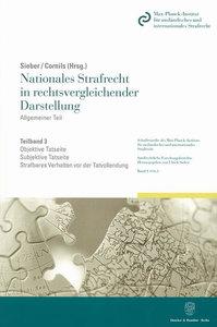 Nationales Strafrecht in rechtsvergleichender Darstellung.