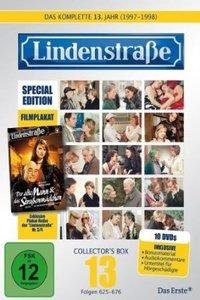 LINDENSTRAßE COLLECTOR'S BOX VOL.13 (Limited EDITION)