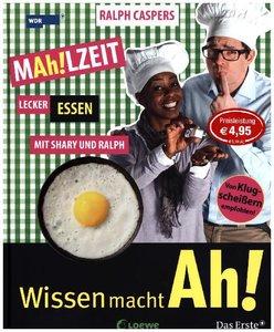 MAh!LZEIT - Lecker essen mit Shary und Ralph