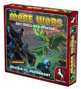 Mage Wars - Druidin vs. Nekromant
